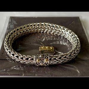 NEW John Hardy Large Oval Chain Bracelet